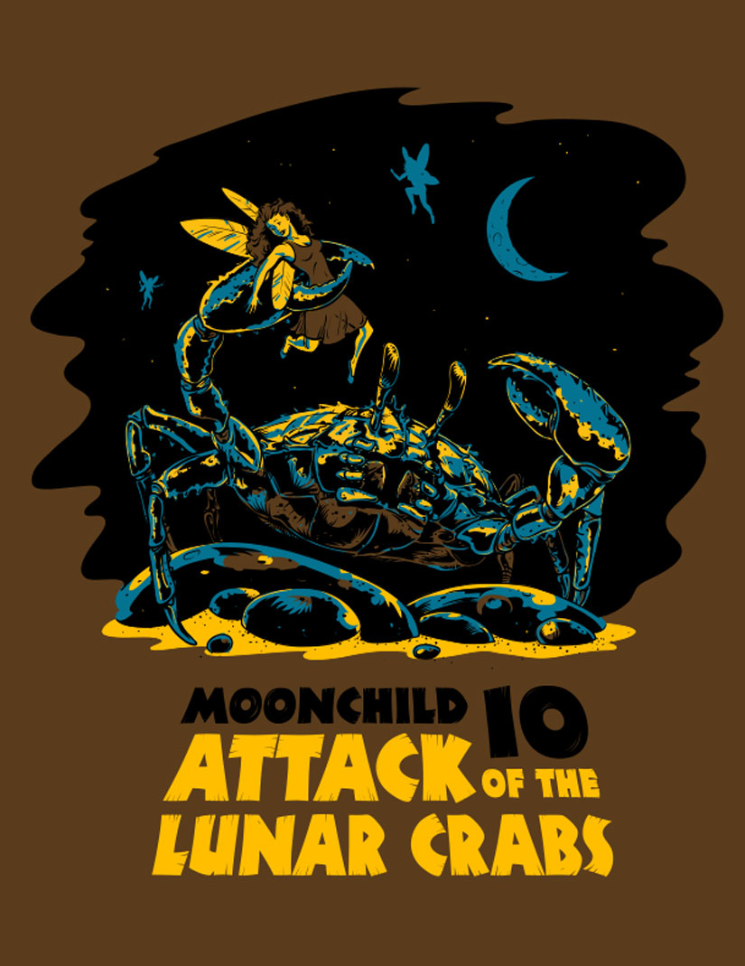 moonchild t-shirt image